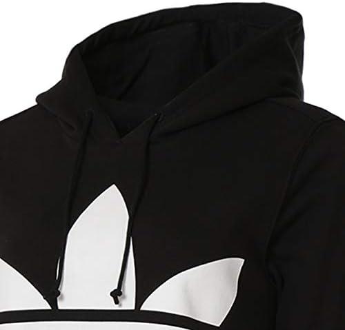 [adidas Originals (アディダス)] レディース パーカー trefoil hoodie [並行輸入品]