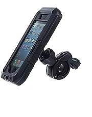 ASDASDASD Bracketmotorcycle Ondersteuning Telefoon Houder Waterdichte Case 360 Rotatie Houder voor Iphone Xs 11 Pro Max Xr 5 6 7 8 Plus Telefoon Stand Fiets foriphone55sSE