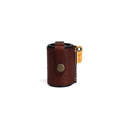 hevitz 3834 Leather Flim Case (Mahogany)