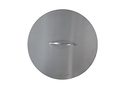 Double Flame 304 Stainless Steel Lid for 19'' Fire Pit (LID ONLY) by Double Flame