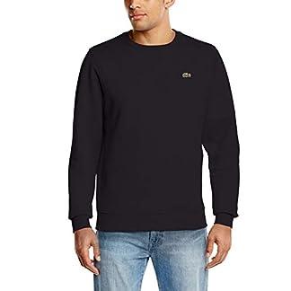 Lacoste Sport Herren SH7613 Sweatshirt, Schwarz (Noir), Large (Herstellergröße: 5) 6