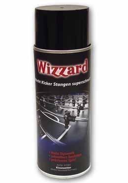 Spray Futbolín Speed Spray Wizzard 400 ml: Amazon.es: Deportes y ...