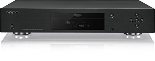 OPPO UDP-203 Ultra HD Player Play Any DVD Region From012345678 or Any Blu Ray Zone From A.B. C on any TV.