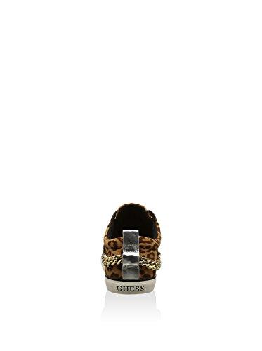 Guess 40 Leopardo Sneaker Eu nero zzSABHwqn