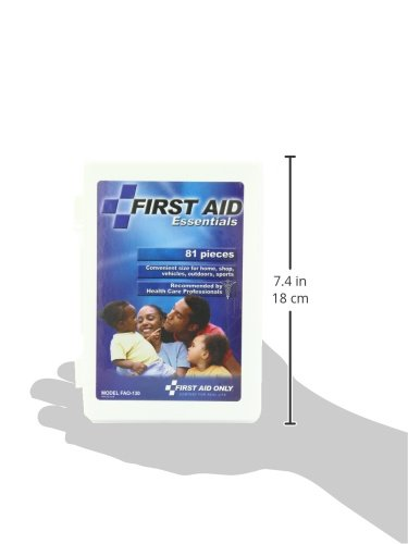 First Aid Only All-purpose First Aid Kit, 81-Piece Kit (Pack of 3) by First Aid Only (Image #7)