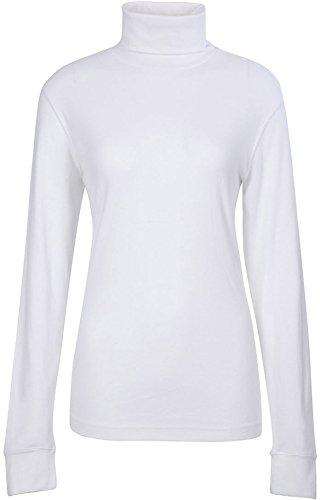 Meister Women's Rollneck, White, ()