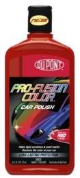 UPC 079238000014, DuPont D001 Pro-Fusion Polish - Red