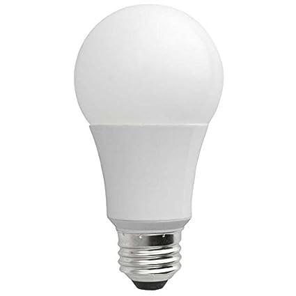 Electraline 63244 - Foco LED (E27, Blanco frío, 1000 Lumen, 12 W