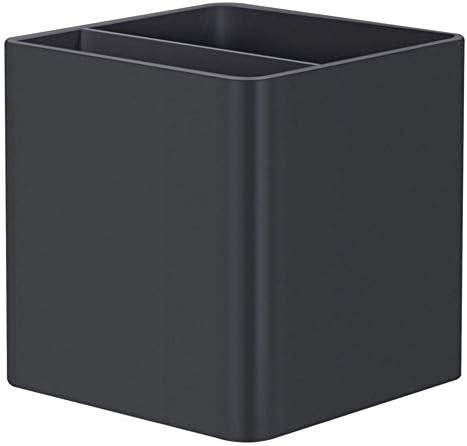 Briefpapier-Speicher-Fall-Kasten Multifunktionale einfacher und großen Kapazitäts-Feder-Halter-kreative Geometrische Form Make-up Pinsel Speicherrohr Bester Aufbewahrungsbehälter for Mädchen Tidy-Fede