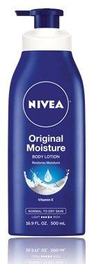 Nivea Original Moisture Body Lotion - 3