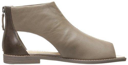 Brooklyn Dagger Sterling Portobello Flat Sandal Women's Kelsi Tfwaq4Rq
