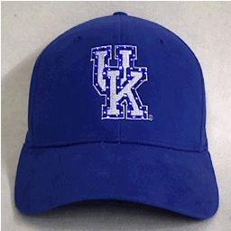 Kentucky Optic - blinkee Kentucky Wildcats Flashing Fiber Optic Cap by