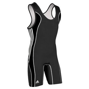 adidas T8 Wrestling Singlet - SIZE: X-Small, COLOR: - Singlet Wrestling T8 Adidas
