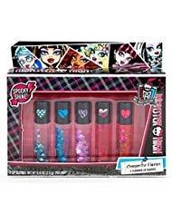 Monster High Creeperific Flavors 5-Piece Lip Gloss Gift Set