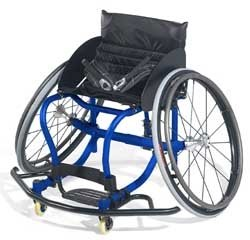 - Quickie All Court Basketball Wheelchair