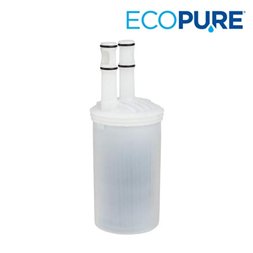 (EcoPure EPWHEF Whole Home Replacement Filter, White)