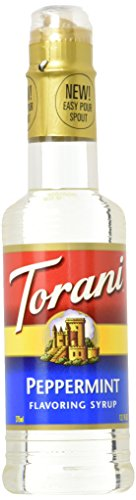 Torani Syrup, Peppermint 12.7 Fl Oz (Pack of 1)