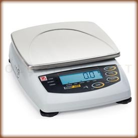 Ohaus Valor V51PH6 5000 Series Compact Portion Scales, 15 lb capacity, 0.0002 lb Readability by Ohaus