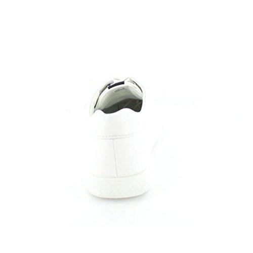 1 da Ginnastica Uomo Men's Soft Scarpe ECCO Basse Bianco 5pwvayqx