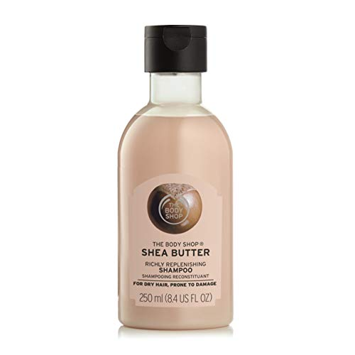 The Body Shop Richly Replenishing Shea Shampoo, 8.5 Ounce (Best Body Shop Shampoo For Frizzy Hair)