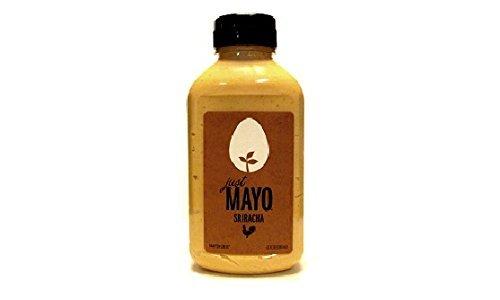 Hampton Creek Just Mayo Sriracha Spread (Pack of 2) 12 oz Squeeze Bottles by Hampton Creek (Hampton Stores)