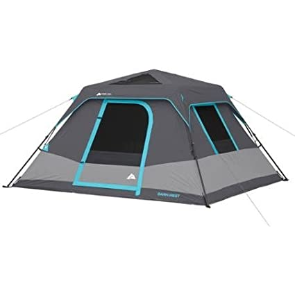 a11df139346 Amazon.com   Ozark Trail 6-Person Dark Rest Instant Cabin Tent ...