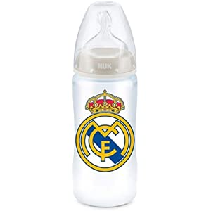 Nuk chupete Real Madrid, 16-18m, silicona, 1un: Amazon.es ...