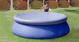 8/' Quick Set Ring Pool Solar Cover P10-0800-2