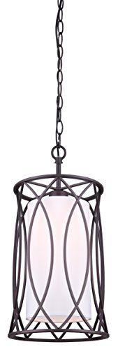 Drum Pendant Light With Chain