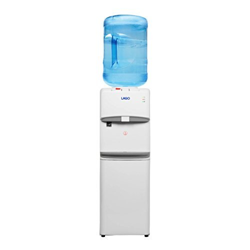 Lago Top Load Hot, Cold & Room Mini Water Cooler Dispenser by LAGO