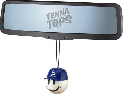 [해외]다저스 야구 자동차 안테나 토퍼 + 노란색 스마일 안테나 공/Dodgers Baseball Car Antenna Topper + Yellow Smiley Antenna Ball
