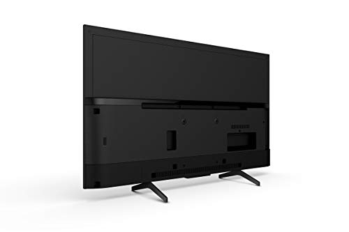 Sony X800H 49 Inch TV: 4K Ultra HD Smart LED TV with HDR and Alexa Compatibility - 2020 Model