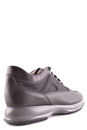 Hogan Sneakers Uomo MCBI148407O Pelle Nero