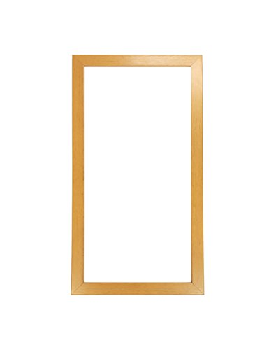 Amazoncom 12x24 Blonde Wood Pictureposter Frame 12 By 24 Frame