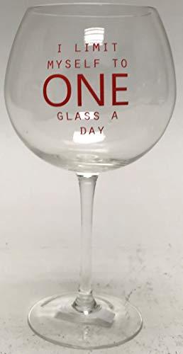 Circleware Vino Grande Oversize Wine Drinking Glass with