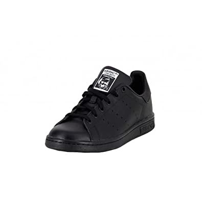 Adidas Original - Basket Femme Adidas Stan Smith Noire ...