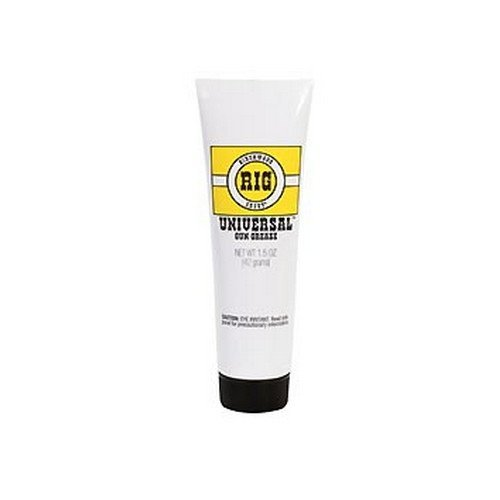 Birchwood Casey RUGT Rig Universal Grease 1.5 Ounce Tube (Rig Tube)