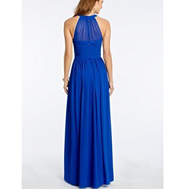 Azul Vickyben Mujer Para Marino Vestido t774wq