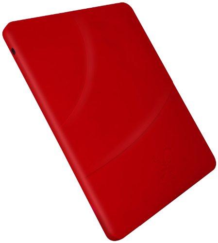 (iFrogz iPad Silicone Wrapz Case -Red IPAD-15)
