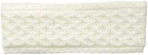 - Echo Women's Honeycomb Headband, Ivory, One Size