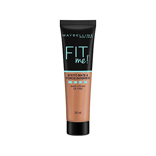 Base Líquida Fit me R260 Maybelline