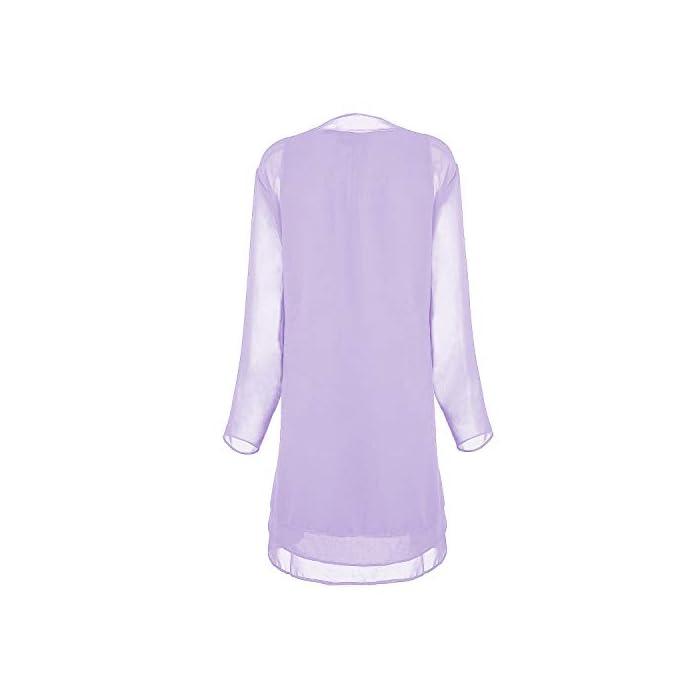 Women\'s Summer Chiffon Plus Size Mother Dresses for Weddings Long ...