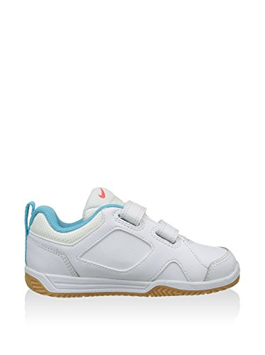 Nike - Lykin 11 - Couleur: Blanc-Bleu - Pointure: 21.0