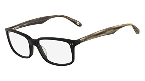MARCHON Eyeglasses M-BENTLEY 001 Matte Black - Bentley Price Glasses