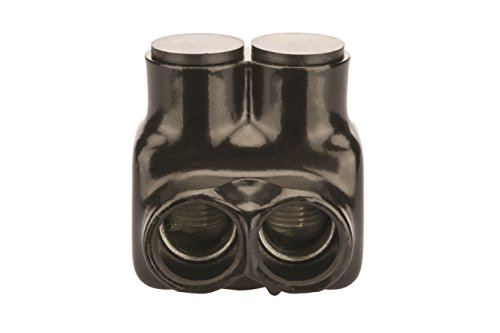 Polaris Insul-Tap Connector, For Two Wires and In-Line Splicer/Reducer, IT Series, 350-6 AWG Wire Range, 5/16'' Hex, 2.50'' Width, 2.44'' Height, 2.47'' Length by Polaris a brand of NSi Industries, LLC (Image #2)