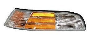 Fits 92 93 94 95 96 97 Ford Crown Victoria DRIVER Cornerlight NEW 2 bulb LX model (Ford Crown Victoria Lx Drivers)