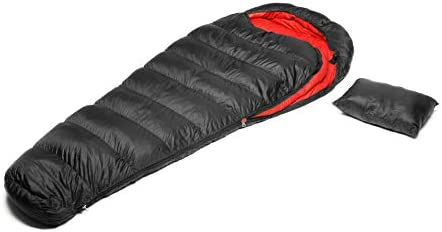 Amazon Com Denali Extreme Down Sleeping Bag And Pillow Reg Price 189 For Backpacking Camping Hyperheat 15 Degree F Ultralight Ultra Compact Down Filled 3 Season Men S And Women S