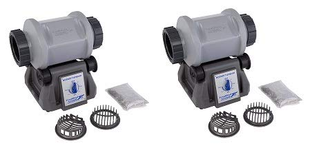 Frankford Arsenal Platinum Series 110V 7L Rotary Tumbler and Media Separator for Cleaning and Polishing for Reloading (2-(Pack))