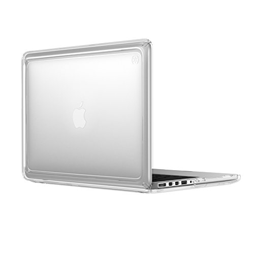 (Speck Products Presidio Clear Macbook Case for Macbook Pro 13-inch with Retina Display - (90984-5085))