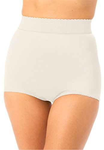 ze High Waist Tummy Control Brief Beige,52 (Rago High Waist Brief)